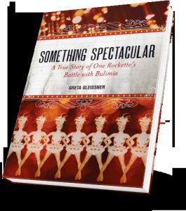 Something Spectacular Book